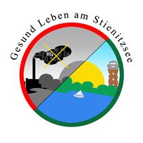Logo <bürgerinitiative Gesund Leben am Stienitzsee