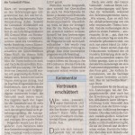 """Artikel aus der """"Märkische Oderzeitung"""" vom 5.April 2014"""